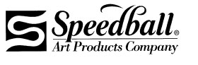 Speedball Opaque Fabric Ink - Sherbet